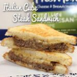 Italian Cube Steak Sandwich Recipe