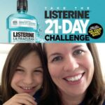Listerine 21-Day Challenge Follow Up