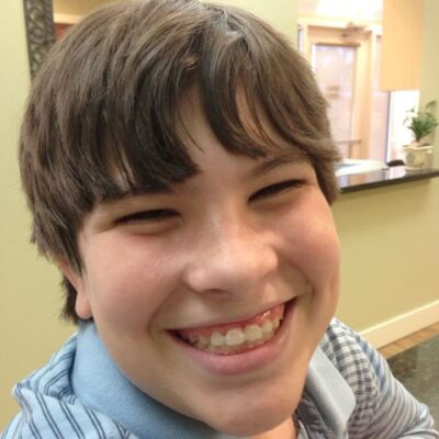 Wordless Wednesday : No More Braces!