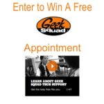 Geek Squad Tech Support Giveaway : (Ends 4/17)