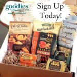 Try Before You Buy With The Goodie's Taster Box