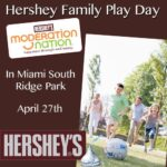 Hershey's Family Play Day in Miami