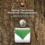 Enter the #LivingTheGreen Sweepstakes Today