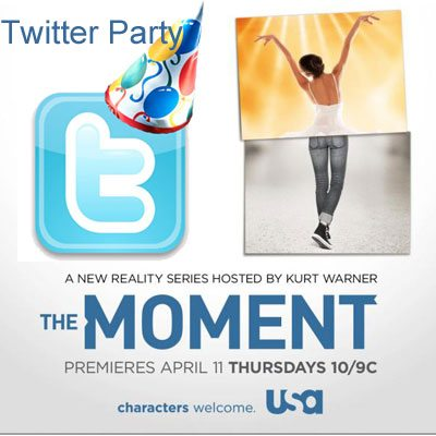 #MyMoment Twitter Party With Kurt Warner 4/11 9pm EST