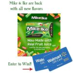 Mike & Ike Are Back Together $50 Walmart Gift Card Giveaway : (Ends 5/8)