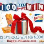 Enter to Win Hundreds of Prizes with Lance