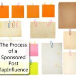 The Process Behind a Sponsored Post : TapInfluence