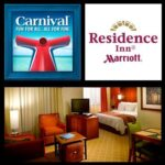 Carnival and Residence Inn Here We Come