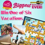 Win a Vacation with Crystal Light and Words With Friends