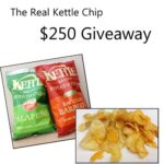 Kettle Brand Chips With Real Ingredients $250 Giveaway : (Ends 7/31)