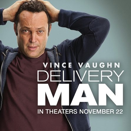 Special Sneak Peek Official Trailer Delivery Man Featuring Vince Vaughn