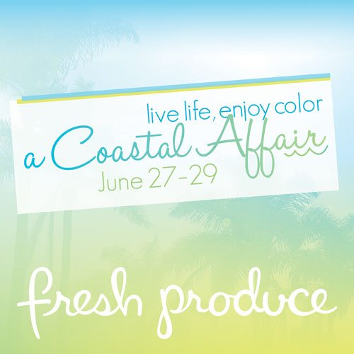 Fresh Produce Coastal Affair