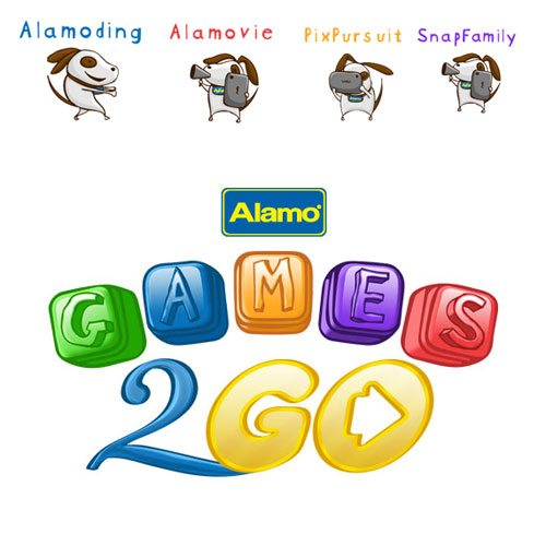Begin Your Family Travel Fun with #AlamoGames2Go : Win $5000