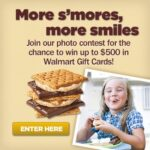 More S'mores More Smiles $500 Giveaway