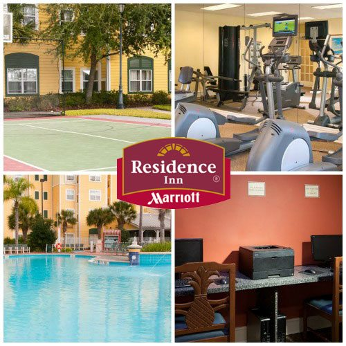 Our Residence Inn Orlando at SeaWorld Stay