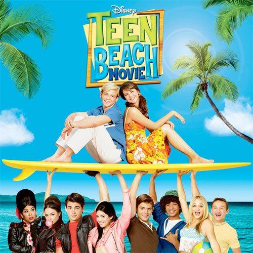 Family Movie Night with Disney's Teen Beach Movie