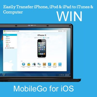 MobileGo for iOS Giveaway : (Ends 9/20)