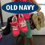 Old Navy Back To School Shopping For Her