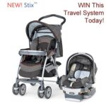 Chicco Cortina Travel System Giveaway : (Ends 9/5)