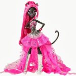Monster High Doll Catty Noir and Preview of 13 Wishes