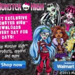 13 Days of Daily Monster High Prizes : Enter to Win Each Day