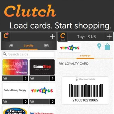 Clutch the Only Loyalty App You Need
