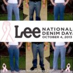Join Us For Lee National #DenimDay on October 4, 2013