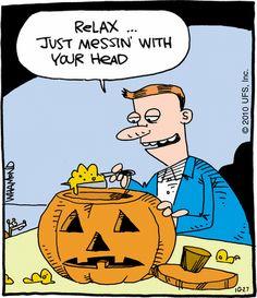 Halloween Humor