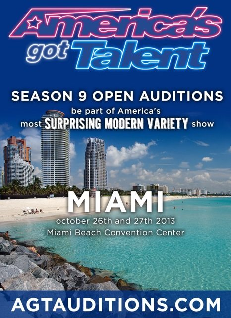 AGT Miami Auditions
