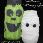 Halloween Crafts : Mason Jars