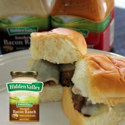 Creamy Meatball Sliders Recipe