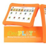 iDeaPLAY Tablet for Kids – Fun, Safe & Educational