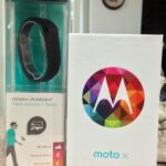 Get Fit and Google Now with Moto X