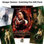 Hunger Games Catching Fire Gift Pack Giveaway : (Ends 12/12)