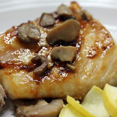 Honey Orange Glazed Grouper Recipe