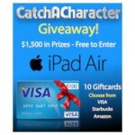 Free iCaughtSanta Code and Chance to Win an iPad Air
