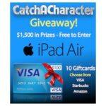 Free iCaughtSanta Code and Chance to Win an iPad Air