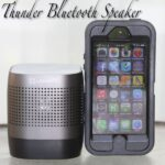 Small Size Big Noise : Lenmar Thunder Bluetooth Speaker