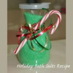Holiday Bath Salts Recipe with Bing Smart Search