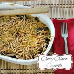 Cheesy Chinese Casserole Recipe