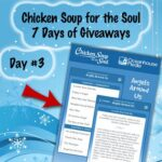 Chicken Soup for the Soul 7 Days of Giveaways Day 3 : (Ends 12/18)