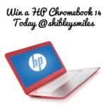 HP Show and Tech HP Chromebook 14 Giveaway : (Ends 1/2)