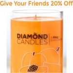 Ring Candle Coupon Code from Diamond Candles