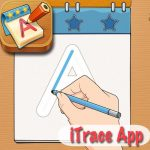 iTrace Educational Handwriting iPhone and iPad App for Kids Review