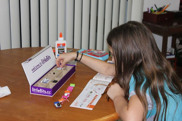 littleBits-kids