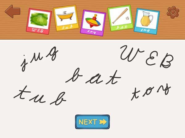practice-handwriting