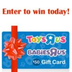 Baby's First Christmas $50 Babies/Toys R Us Gift Card Giveaway (Ends 12/21)