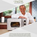 Wolfgang Puck Pressure Oven Infographic