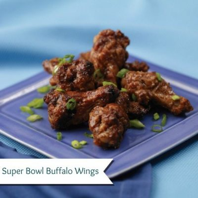Sweet and Tangy Buffalo Wings Recipe