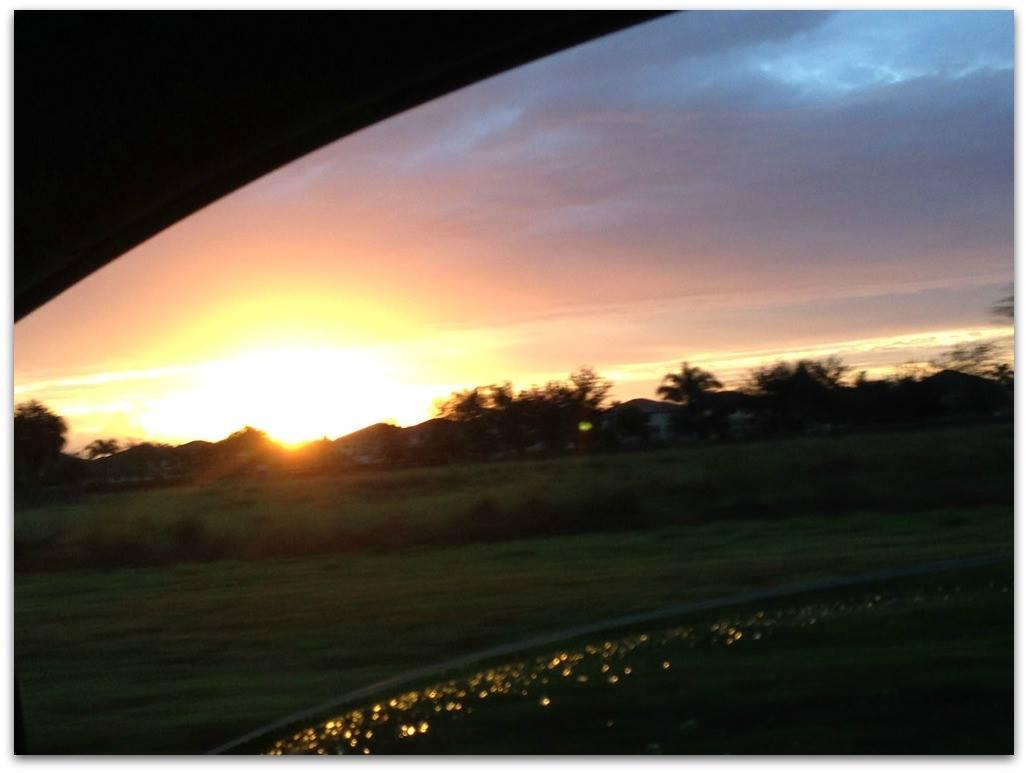 South Florida Sunrise